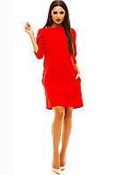 Платье женское в интерне-магазине  -Шерри - красное