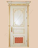 """Двери деревянные """"ДЄ-4"""""""