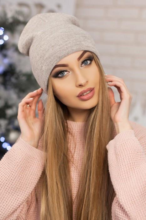 Женская шапка-колпак «Лори»