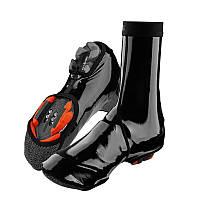 ROCKBROS Велосипедные чехлы для обуви Водонепроницаемы Термальные дорожные велосипеды MTB Спортивные защитные очки для обуви Galoshes