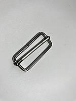 Перетяжка металлическая 3 см никель (1000шт)