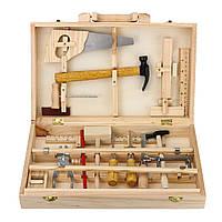 Игрушка для хранения детского инвентаря Инструмент Set ИнструментBox DIY Обучающая скамья Ролевая игра