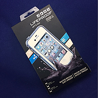 Чехол защитный LifeProof iPhone 4/4S white