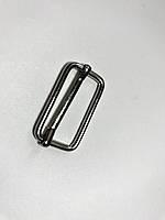Перетяжка металлическая 2.5 см никель (1000шт)