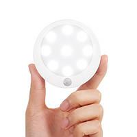0.5W 9 Светодиодный Control & PIR Датчик Шкаф для ночного светильника Шкаф для прихожей Прихожая Лестница Ванная комната