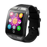 Часы смарт, умные часы Smart Watch Q18 (Черный, серый, золотой, серебро, белый)