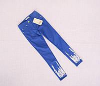 Модные брюки для девочки на возраст 11лет Турция;