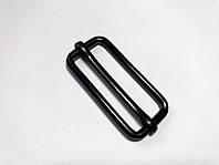 Перетяжка металлическая 4 см черная (1000шт) усиленная