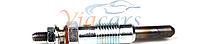 Свеча накала Ford Escort 1.6D 84-90 (11V) (M12x1.25/9s), код 11721006, ISKRA AET