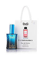 Подарочная упаковка женская парфюмерия Dolce Gabbana the one 1/50 ml
