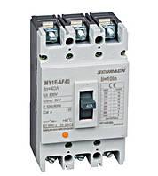 Автоматический выключатель  типа AF, 3-п.,18кА, 40A BT