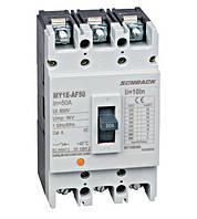 Автоматический выключатель типа AF, 3-п.,18кА, 50A BT