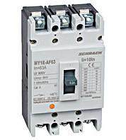 Автоматический выключатель типа AF, 3-п.,18кА, 63A BT