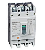 Автоматический выключатель типа AF, 3-п.,25кА, 100A BT