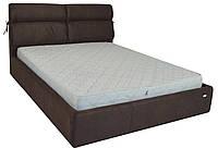 Двуспальная кровать Richman Эдинбург суарез 1010 Темно-коричневый (Rm-217)