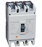 Автоматический выключатель  типа AF, 3-п.,25кА, 200A