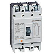 Автоматический выключатель типа AF, 3-п.,25кА, 125A BT