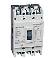Автоматический выключатель  типа AF, 3-п.,25кА, 32A BT