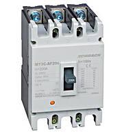 Автоматический выключатель  типа AF, 3-п.,36кА, 200A