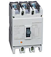 Автоматический выключатель типа AF, 3-п.,36кА, 250A