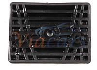 Кронштейн подушки рессоры передней (черный) MB Sprinter 96-06 (R), код 201140, SOLGY