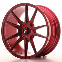 Колесные диски Japan Racing JR21 18x8,5 ET20-40 Blank Platinium R