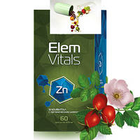 Элемвитал с цинком, Источник природного цинка для поддержания иммунитета