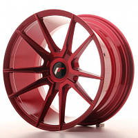 Колесные диски Japan Racing JR21 18x9,5 ET20-40 Blank Platinium R