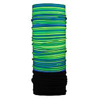 Головний убір P.A.C. Fleece All Stripes Lime