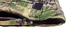 Спальный мешок (спальник) «ТУРИСТ», фото 2