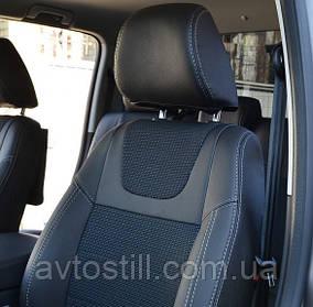 Чехлы на сидения Volkswagen Amarok (2009-2018)