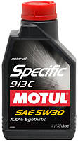 Масло 5W30 Specific (1L)  (Ford WSS M2C 913C), код 102648, MOTUL