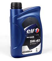 Масло 5W40 Evolution 900 SXR (5L)  (458606) (ACEA A3/B4/API SM/RN 0700/RN 0710), код 194877, ELF