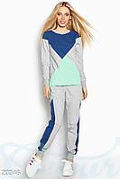 Спортивный костюм женский Gepur Young 20246, костюм для занятий спортом