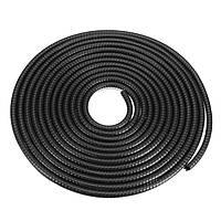 6 м U Тип Черная резиновая прокладка для обрезки проемов для дверного окна