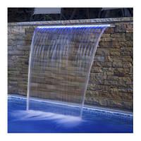 Emaux Стеновой водопад EMAUX PB 900-25(L) с LED подсветкой