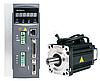 Комплектный сервопривод ADTECH 1000 Вт 2500 об/мин 4,0 Нм фланец 130 мм с тормозом