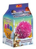 Игровой набор Магические Кристалл Розовый, 12177006P, 002840