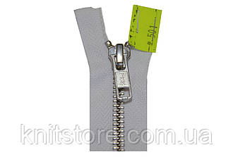 Молния металлическая YKK 70 см/Тип 5 * 1 бегунок * разъёмная
