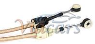 Трос кулисы Citroen Jumpy/Fiat Scudo/Peugeot Expert 07-, код 6014 604, CAVO