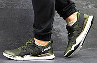 Кроссовки мужские темно зеленые Reebok TR 3.0 4815