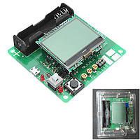 3.7V DIY Транзисторный графический тестер LCD Цифровой Мультиметр Конденсатор диодного индуктора ESR Meter+Shell