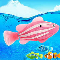 Интерактивная рыбка Robo Fish/Nano Fish Роборыбка клоун: 4 вида