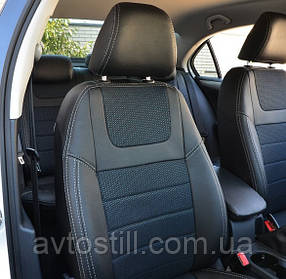 Чохли на сидіння Volkswagen Jetta 6 (Comfortline Trendline 2011-..)