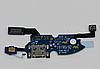 Шлейф (Flat cable) с коннектором зарядки, микрофона для Samsung Galaxy S4 Mini i9190 | i9192 | i9195