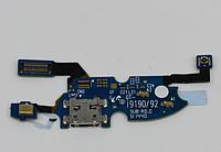 Шлейф (Flat cable) с коннектором зарядки, микрофона для Samsung Galaxy S4 Mini i9190 | i9192 | i9195, фото 1