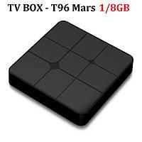 Smart Android TV Box T96 Mars (A95X) мощный медиаплеер для ТВ, RK3229, 1Gb / 8Gb