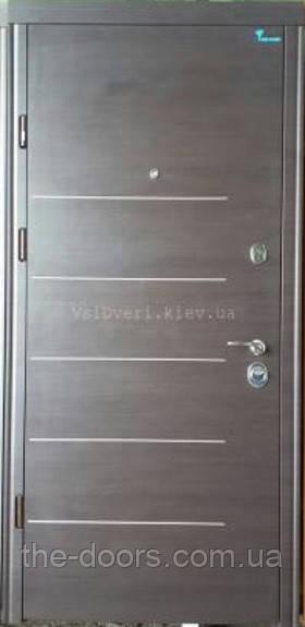Дверь входная STRAJ модель Порте (Al)