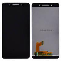 Дисплей модуль Huawei Honor  7i  в зборі з тачскріном чорний