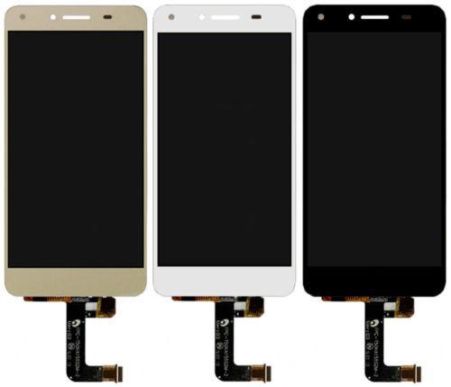 Дисплей Huawei Y6 II Compact модуль в сборе с тачскрином, черный